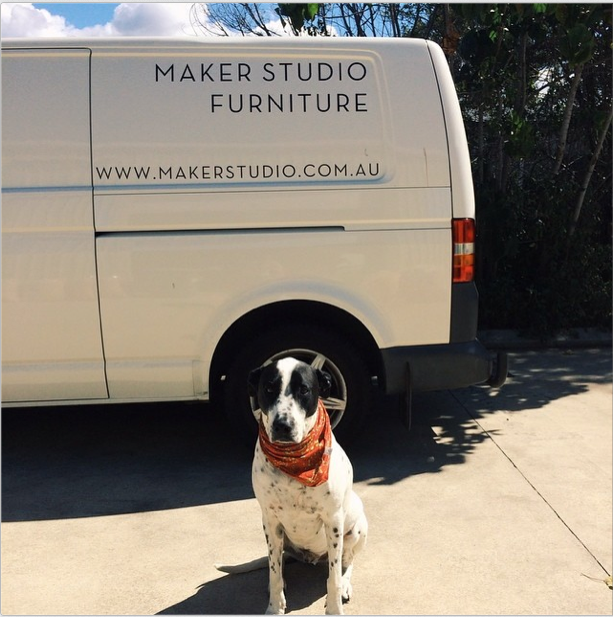 @makerstudiofurniture | 'Bob' | Rory Morgan from Maker Studio Furniture (Noosa Heads)