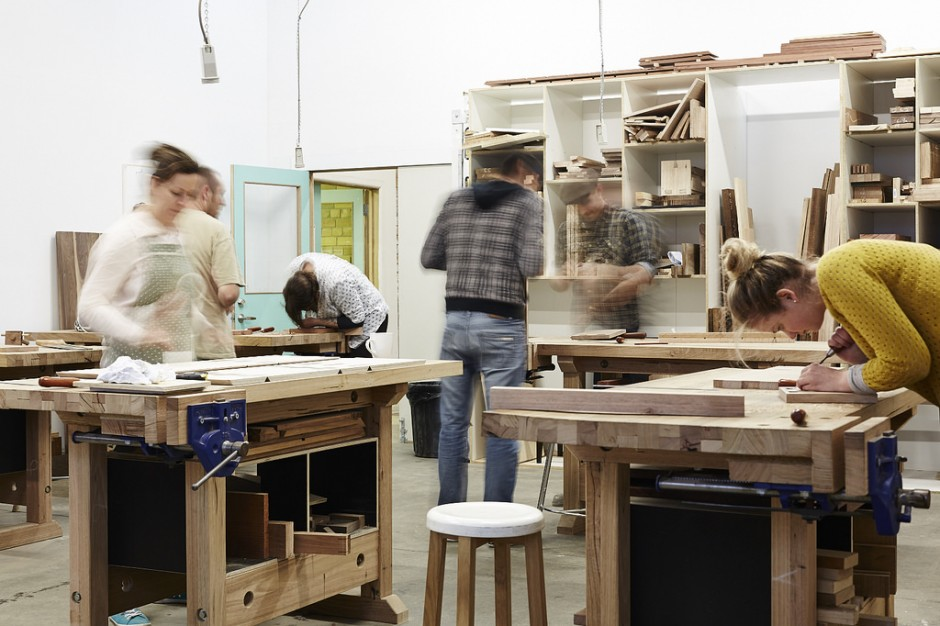 Australian Woodworking Courses, Classes and Schools
