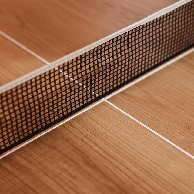 American Oak meeting x ping pong table by Cameron Hirdhellip