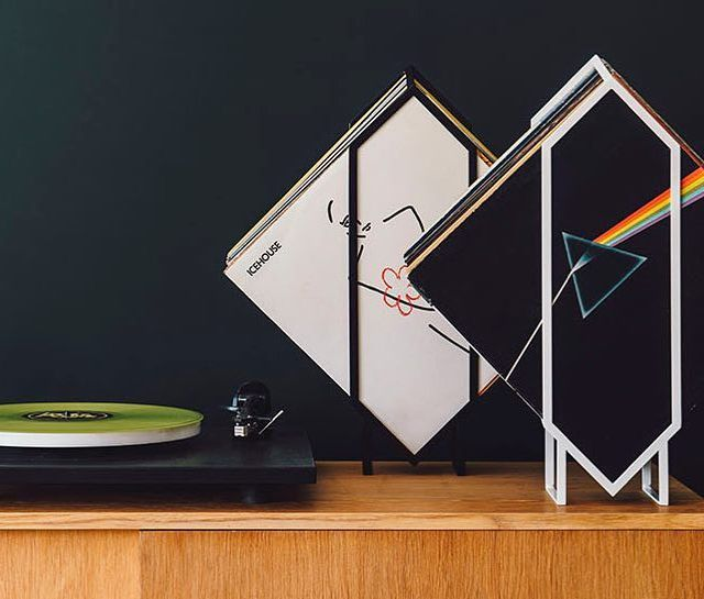 Jex Vinyl Stand the perfect LP storage solution Capable ofhellip