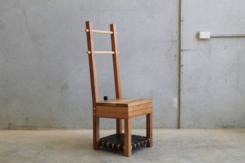 Attirant A Custom Made Valet Chair Proved The Perfect Surprise Birthday Gift For A  Time Poor But Style Conscious Architect. Penelope Barker Speaks With Client  ...