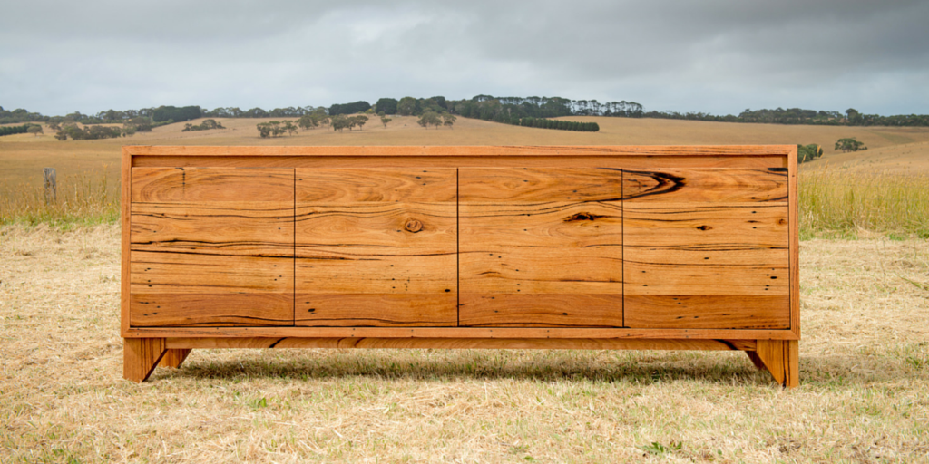 Wye River Recycled Timber Buffet