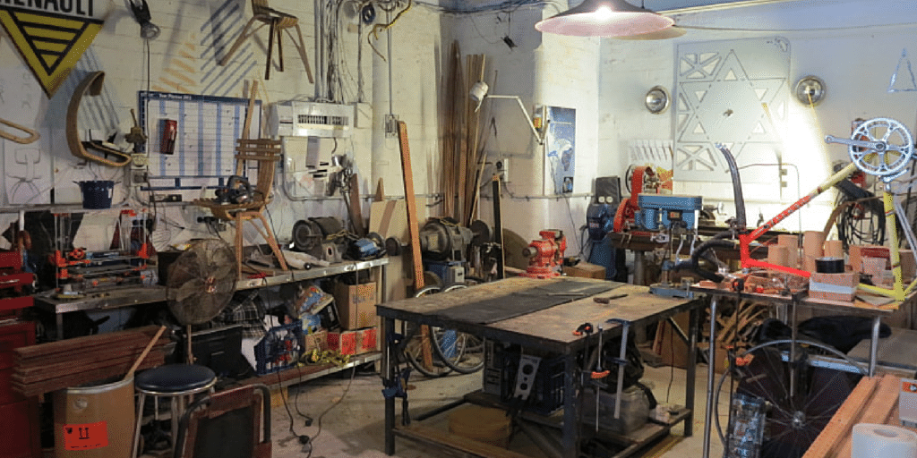 Zev's Darlinghurst Workshop