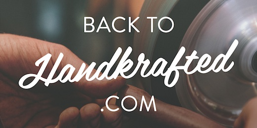 Back to Handkrafted