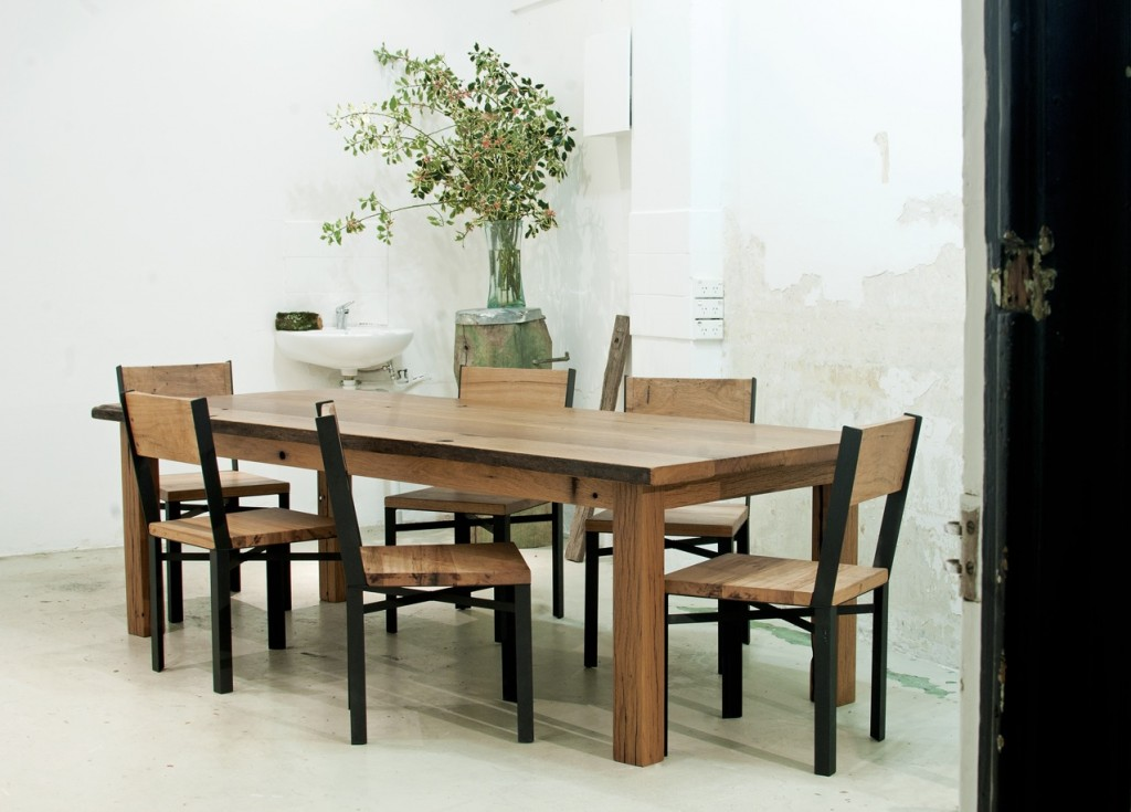 Telegraph Road dining table