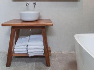 Bathroom Trestle Vanity