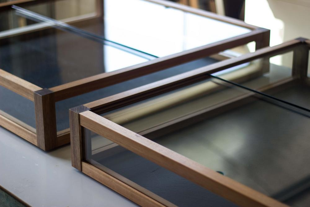 Custom Glass Display Cabinet