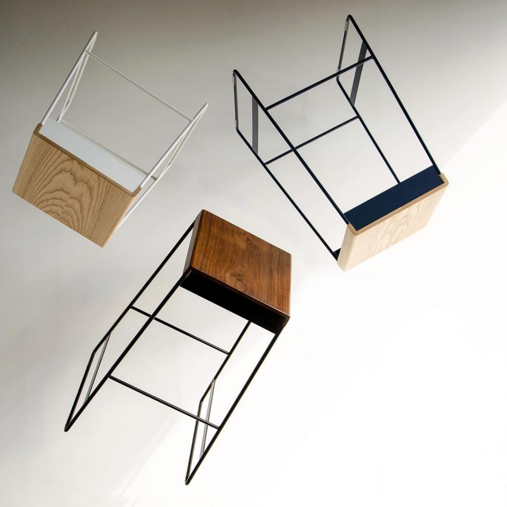 Stools by Ross Williamson