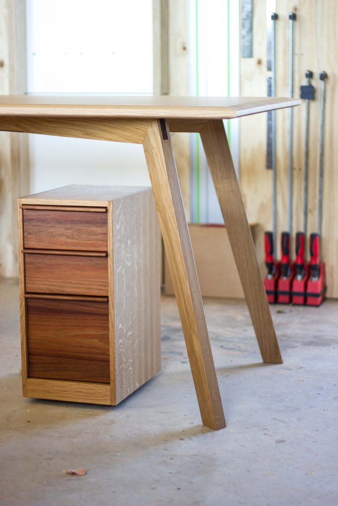 Timber Drawer Unit by Ross Williamson